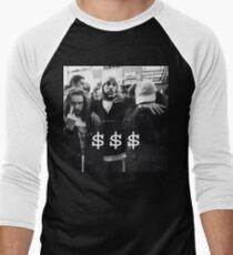 $$$ SUICIDEBOYS x POUYA Men's Baseball ¾ T-Shirt
