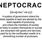 INEPTOCRACY by Paul Gilbert