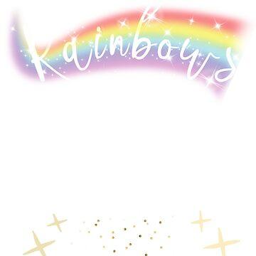 I run on Unicorns, Rainbows, Cuss Words & Glitter Apparel  by teeoftheday