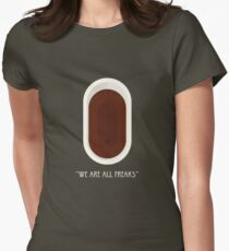 Blood Bath Women's Fitted T-Shirt