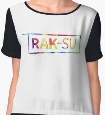 Rak-Su Merchandise - X Factor Rak-Su Merch Chiffon Top