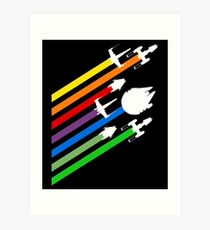 The Orville And Planetary Union Art Print
