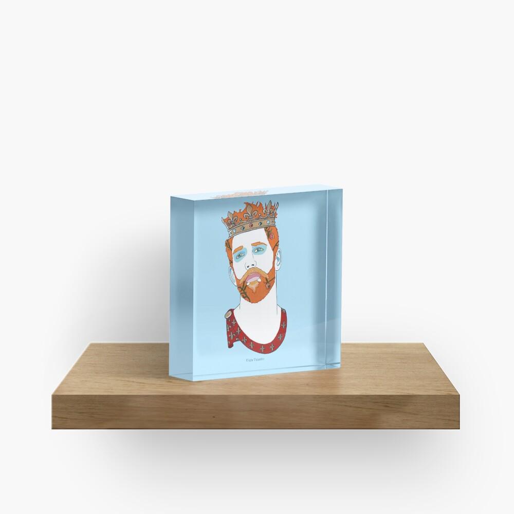 Herbstprinz Acrylic Block
