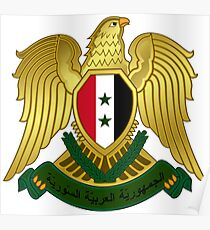 Syrian Eagle Poster