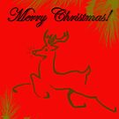 Merry Christmas 2 by Virginia N. Fred