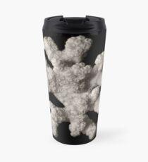 White dried coral branch Travel Mug