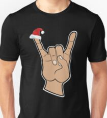 MERRY METAL CHRISTMAS Unisex T-Shirt