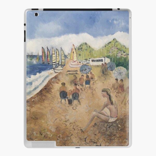 Le Plage A La Bocca iPad Skin
