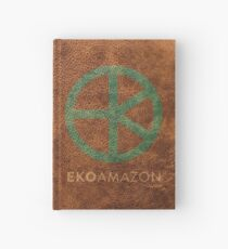 EKOAMAZON weathered journal Hardcover Journal