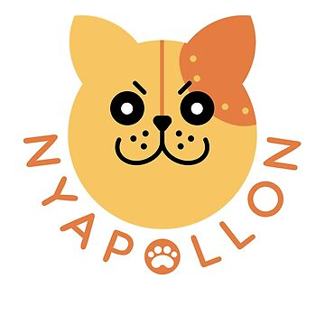 Milky-Way Cat Nyapollon by boxillustration