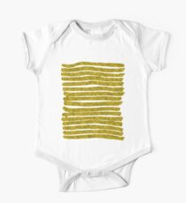 Gold Lines Kids Clothes