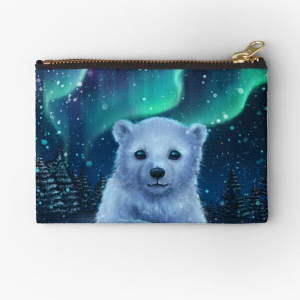 Polar bear Zipper Pouch