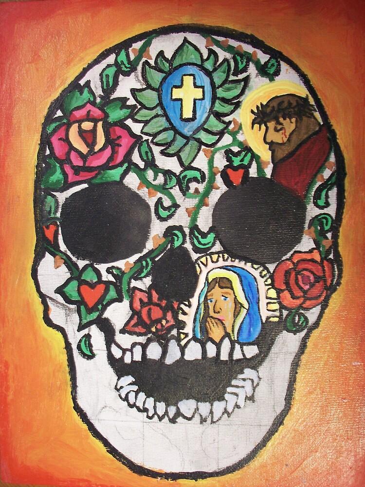 El Dio De Los Muertos by Trojnowski
