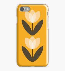 Tulip Phone Case in Mustard Yellow iPhone 7 Case