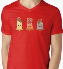 Xmas bells V-Neck T-Shirt