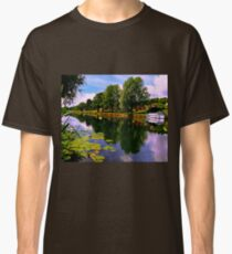 River Perspective Classic T-Shirt