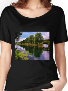 River Perspective Women's Relaxed Fit T-Shirt
