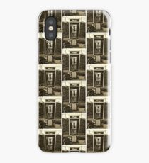 Short Stack Phone Booth iPhone Case/Skin