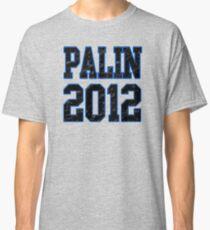 Palin 2012 Classic T-Shirt