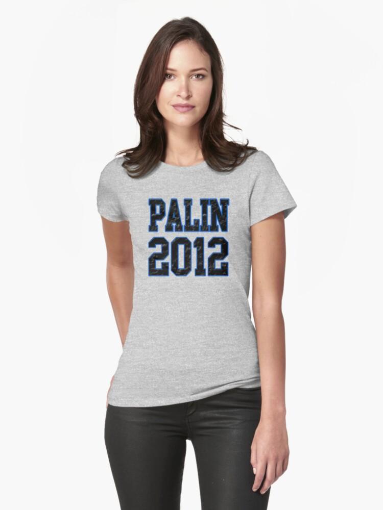 Palin 2012 by brattigrl