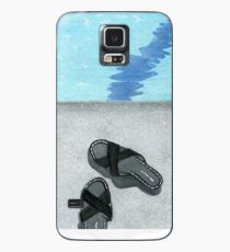 Pool Slippers Case/Skin for Samsung Galaxy