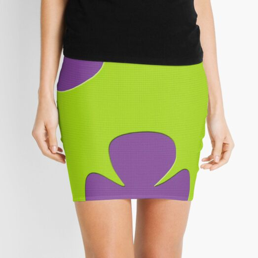 Patrick star inspired clothing and more Mini Skirt