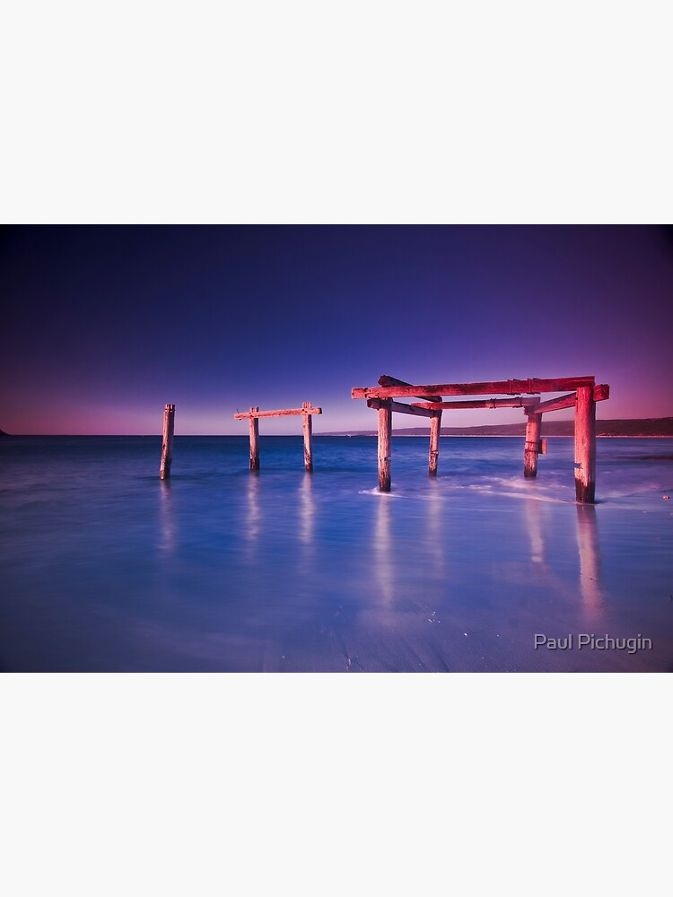 Hamelin Bay at Sunset by paulmp