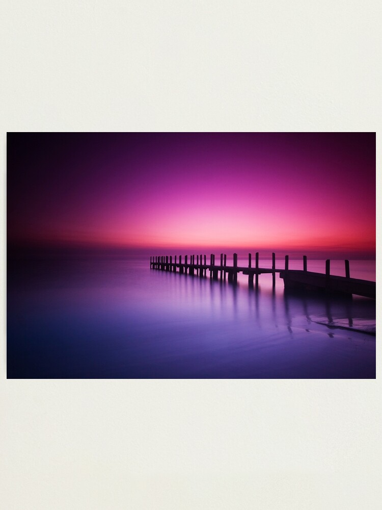 Alternate view of Quindalup Dawn II Photographic Print