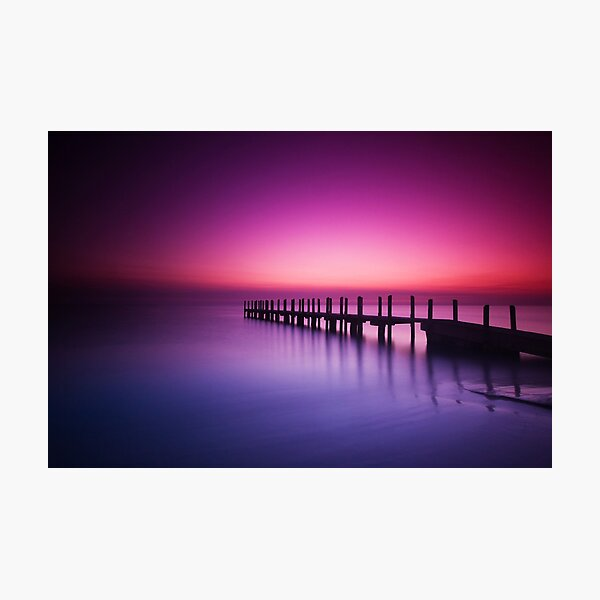 Quindalup Dawn II Photographic Print