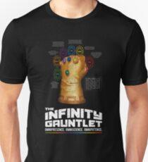 THE INFINITY GAUNTLET Unisex T-Shirt