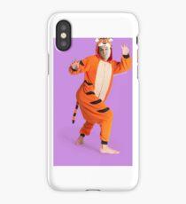 Jim Moriarty - Andrew Scott - Tiger Onesie iPhone Case/Skin