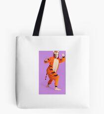 Jim Moriarty - Andrew Scott - Tiger Onesie Tote Bag
