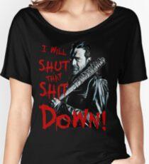 Negan Women's Relaxed Fit T-Shirt