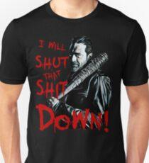 Camiseta unisex Negan