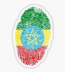 äthiopisch Sticker