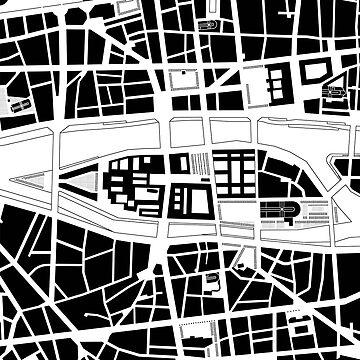 Île de la Cité.Paris by PlanosUrbanos
