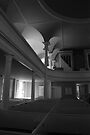 Interior Old First Church by John Schneider