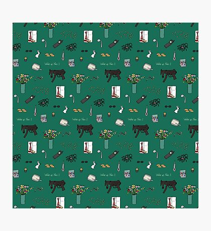 The Matrix movie pattern Impression photo
