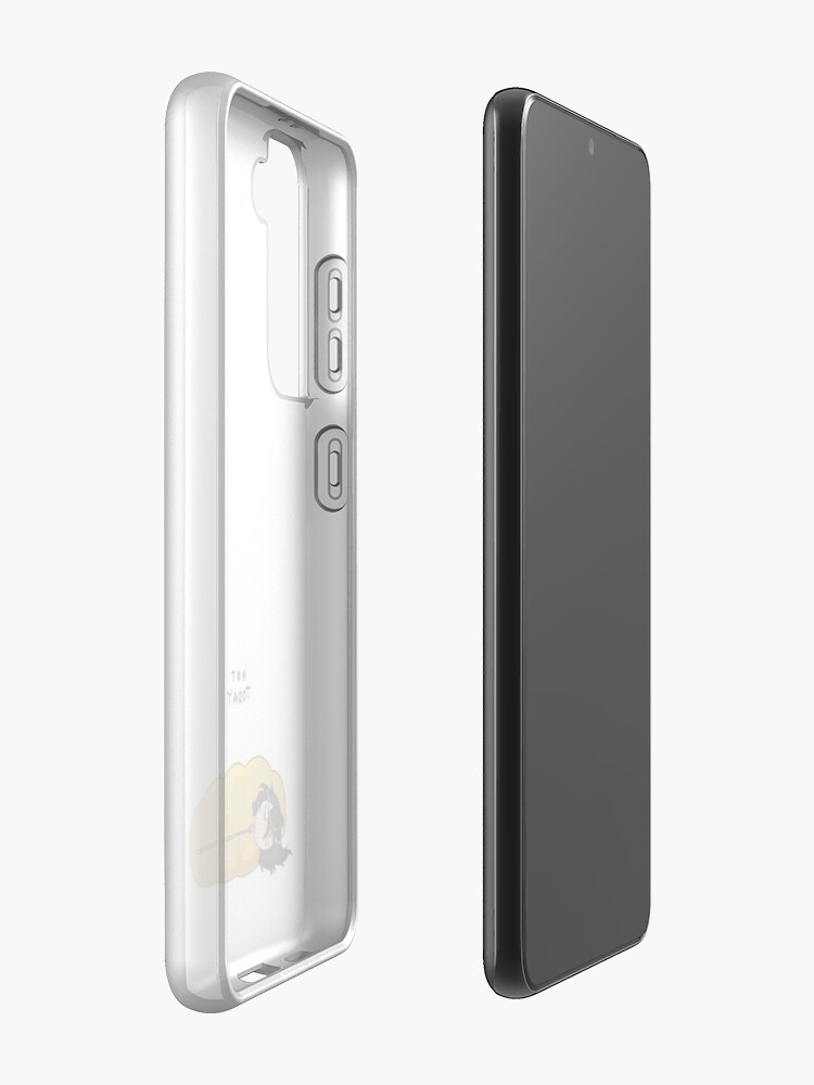 Alternate view of Not today Case & Skin for Samsung Galaxy