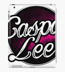 Caspar Lee merch iPad Case/Skin