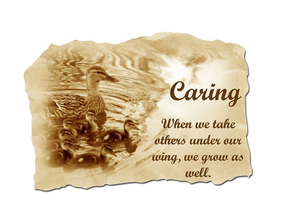 Caring by lynell