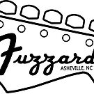The Fuzzards - Headstock Logo - Asheville, NC by Bart Castle