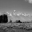 Teton Range by Patrick Czaplewski