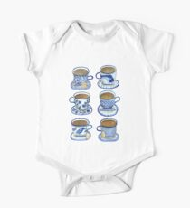 Cup of Tea, Please One Piece - Short Sleeve