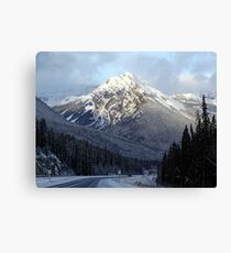 That Wintry Feeling Canvas Print