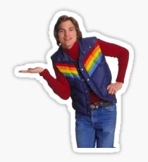 Kelso That 70's Show Sticker