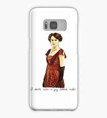 Give a Fig Samsung Galaxy Case/Skin