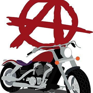 Bike of Anarchy by dingle22