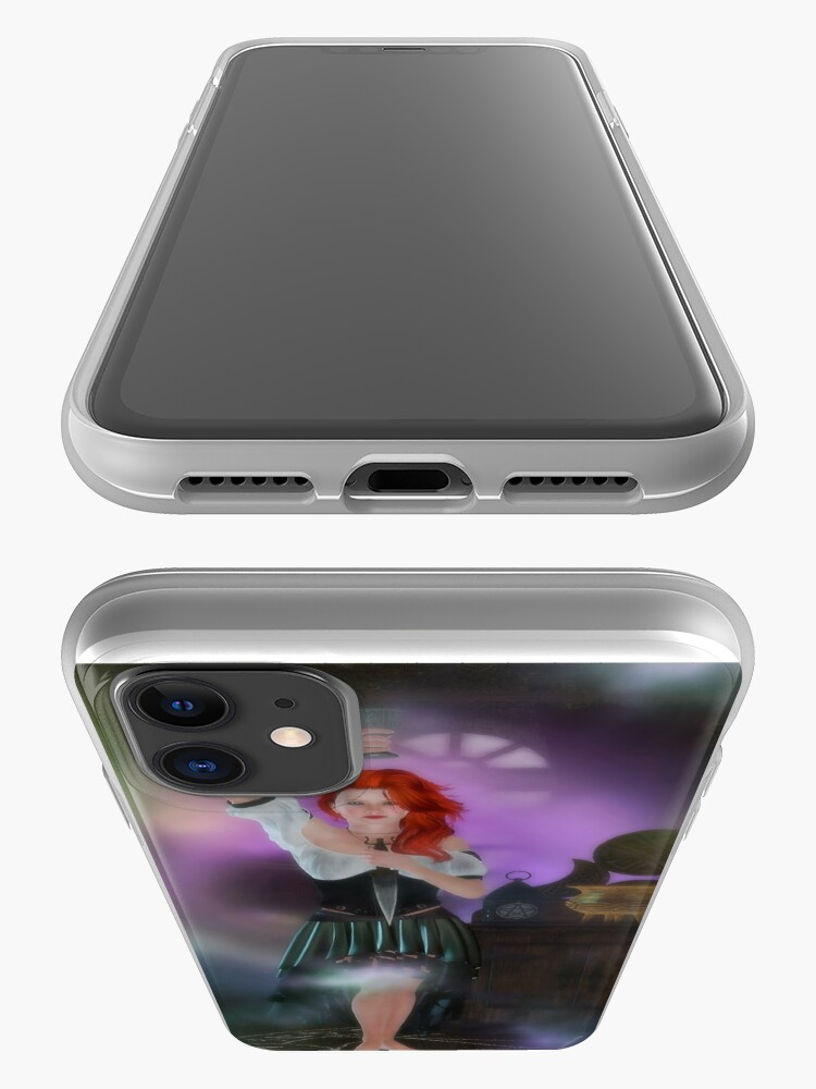 Alternate view of Spellwork iPhone Case & Cover