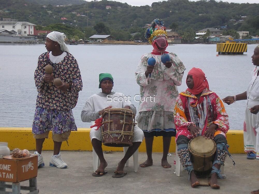 Honduras musicians by Scott Curti